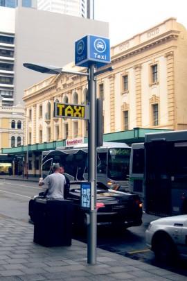Perth Taxi MFP